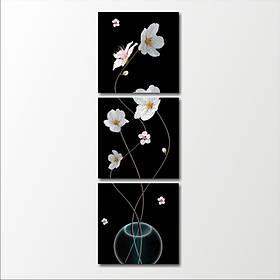 """Модульная картина """"Цветущие ветки в вазе"""""""