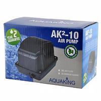 Аэратор AquaKing AK²-10 (Мембранный компрессор, аэратор для пруда, водоема, септика, УЗВ)