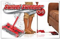 Электровеник для ковров Swivel Sweeper G6 (Свивел Свипер Джи 6), электрощетка