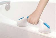 Ручка на вакуумных присосках для ванной helping handle (хелпинг хэндл)