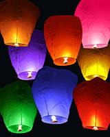Небесные фонарики желаний, летающие фонарики