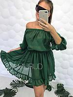 Женское пляжное платье-туника, много цветов