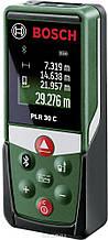 Лазерный дальномер Bosch PLR 30 C