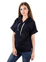 Женское худи с коротким рукавом MG10