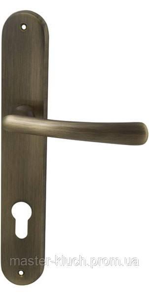 Дверная ручка  Pasini Planet Yale 85мм OGV