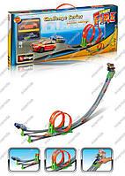 Игровой набор «Трек Скоростная петля» Bburago (18-30070)