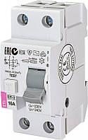 УЗО (диф. реле) EFI-2 16/0,03 тип AC (10kA)