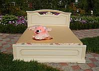 Кровать Диана из натурального дерева , 1400х2000