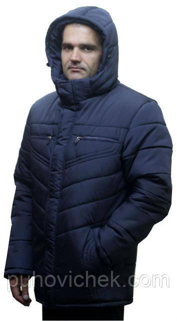 Модні чоловічі куртки парки зимові Україна