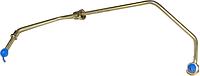 Трубка топливная высокого давления мотоблока 186F