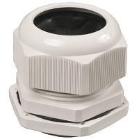 Сальник PG7 диаметр проводника 5-6мм IP54 ИЭК