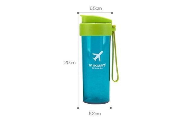 Размеры бутылки для воды 480 мл