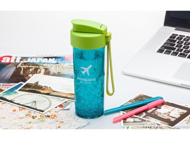 Удобная и красивая бутылочка для воды на 480 мл