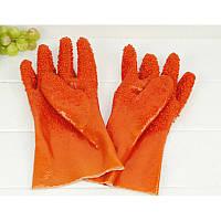 Tater Mitts Перчатки для чистки овощей и картофеля, фото 1