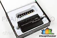 Универсальное Зарядное для Ноутбука 220 + Авто