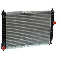 Радиатор охлаждения Chevrolet Aveo (с кондиционером) AURORA