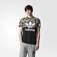 Мужская футболка adidas Originals Camouflage Colorblock CD1696