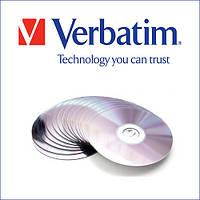 Диск VERBATIM DVD-R 4,7Gb 16x Cake 50 pcs (ціна за уп)