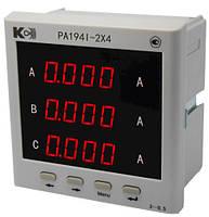 PA194I Амперметры трехканальные (Китай)