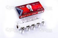 Лампа автомобильная 12V 21W Ba15s P21W (указатели поворота (перед, зад), стоп-сигналы, габариты, заднего хода,
