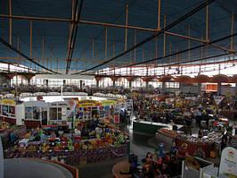 """Урна """"Король"""" была изготовлена для центрального рынка города Суммы в кратчайшие сроки."""