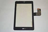 Оригинальный тачскрин / сенсор (сенсорное стекло) для Asus MeMo Pad HD 7 ME173 ME173X K00B (черный самоклейка)