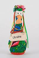 Утка Ukraine  20 см Игрушка из шерсти