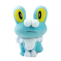Игрушка Покемон Фроки (Froakie) плюшевая игрушка, 20 см