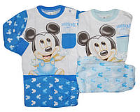 Пижама для мальчиков оптом,MICKY,12-30 мес.№ AQE0473