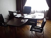 Кабинет руководителя Флекс с креслом Люксус А - стильное решение