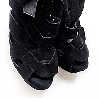Босоножки на каблуке VERO CUDIO GIUSEPPE ZANOTTI DESIGN  Размер 41