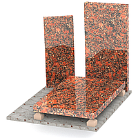 Плитка гранітна Новоданилівська нестандартні розміри
