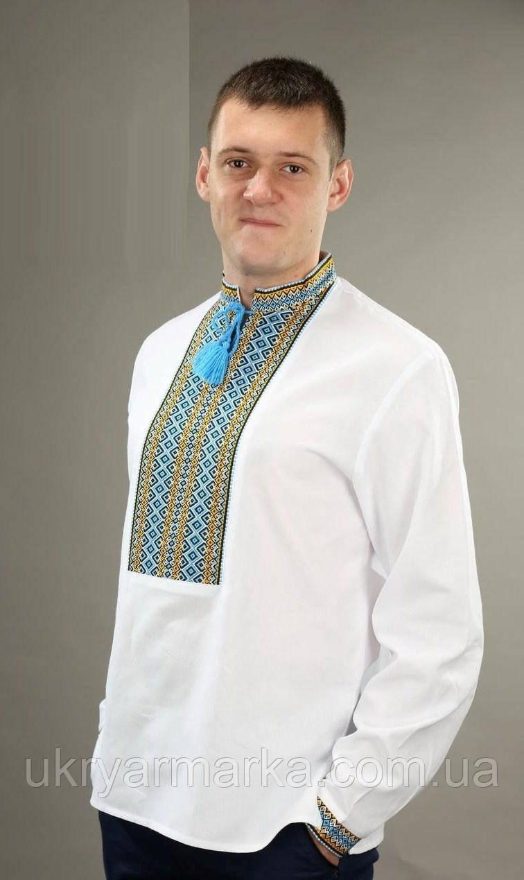 """Вишита сорочка """"Українець"""""""