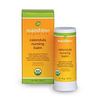 Mambino органический бальзам для ухода за кожей сосков с календулой,57г