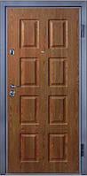 Входные двери металлические, бронированные, с декоративной МДФ накладкой с одной стороны VARTA STANDART VS101