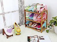 Двойная стойка для обуви