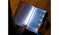 Увеличительная линза для чтения с подсветкой