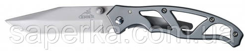 Нож Gerber Paraframe II - Stainless, прямое лезвие (22-48448), фото 2