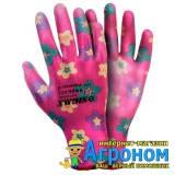 Перчатки трикотажные с ПУ покрытием SIGMA