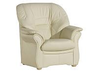 Мягкое кожаное кресло JUPITER (100 см)
