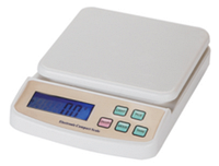 Весы кухонные электронные Sf-400А до 7 кг, точность 1 г