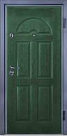 Входные двери металлические, бронированные, с декоративной МДФ накладкой с одной стороны VARTA STANDART VS104