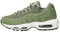 "Женские кроссовки Nike Air Max 95 ""Palm Green"" (найк аир макс 95) зеленые"