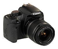 Зеркальный фотоаппарат Canon EOS 500D Body Black ( Rebel T1i) 12 мес