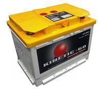 Аккумулятор KINETIC M2- 60 +левый  480 А