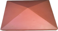 Крышка четырехскатная
