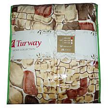 Махровая простыня Turway Home Collection 160*220, фото 2