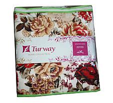 Махровая простыня Turway Home Collection 160*220, фото 3