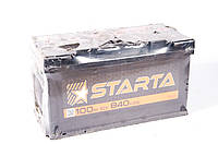 Аккумулятор STARTA -100а +правый 840 А