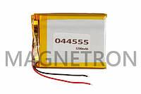 Аккумулятор литий-полимерный 044555 1200mAh 43x58mm